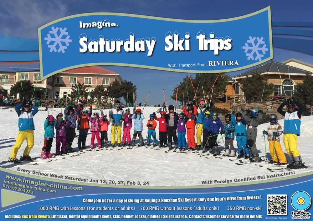 Sat Ski Trip