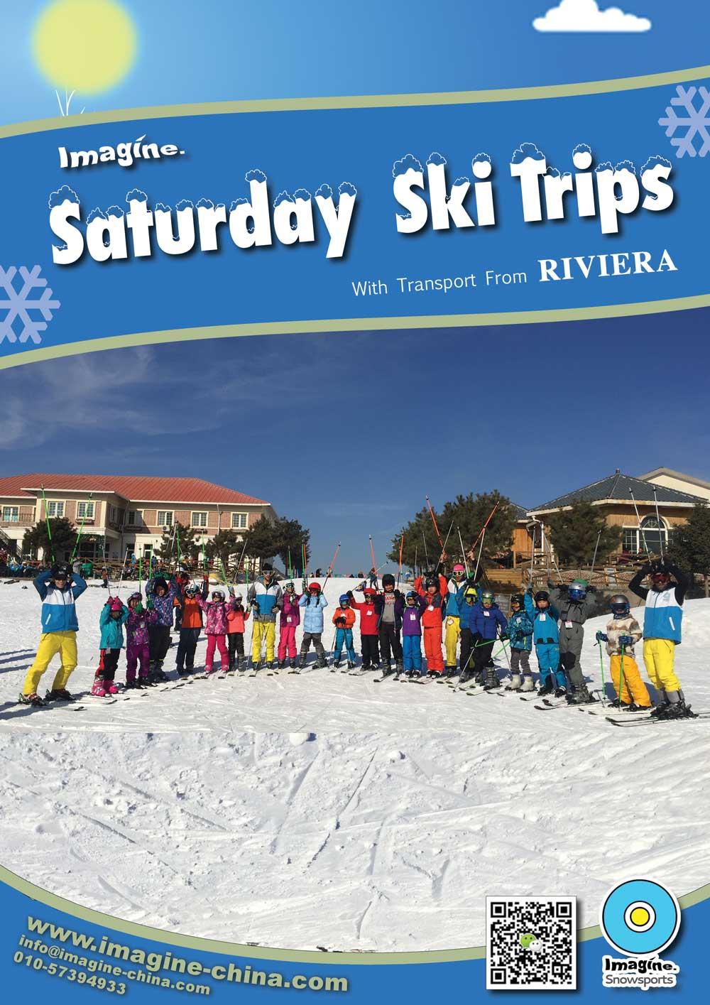 Saturday Ski Trips
