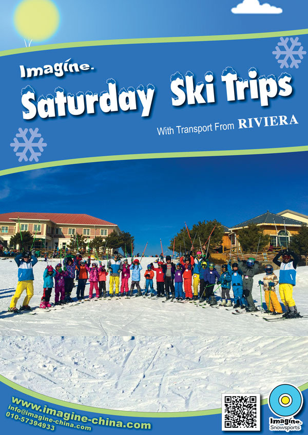 Saturday Ski Trips with Transport from Riviera