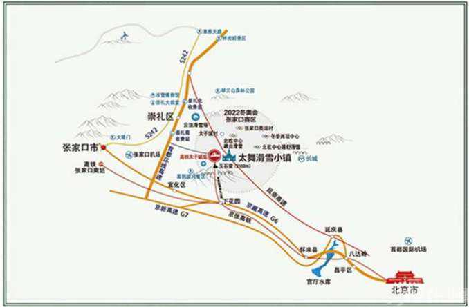 Thaiwoo Map