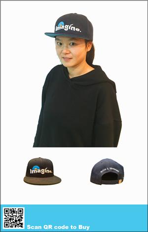 Imagine. Hat