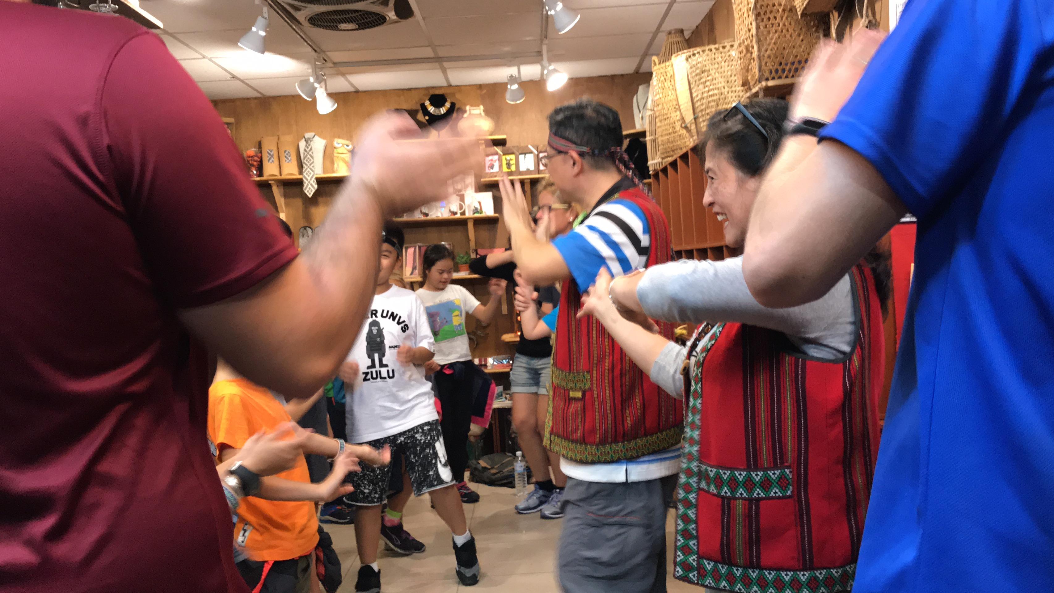 Aboriginal workshop