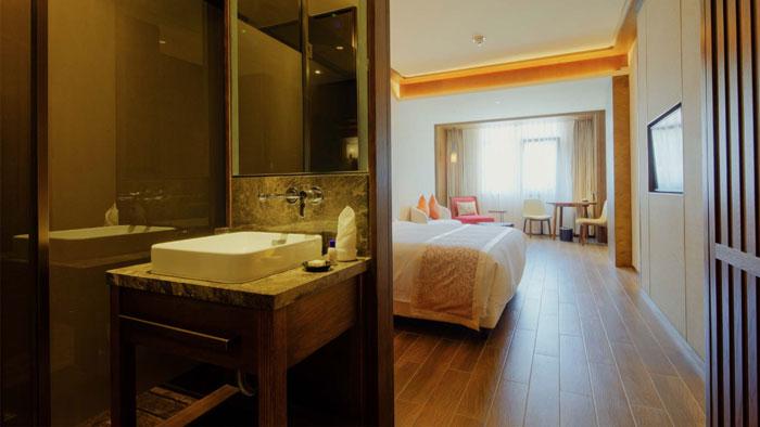 Double Room Thaiwoo Hotel