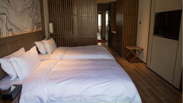 Twin Room Thaiwoo Hotel